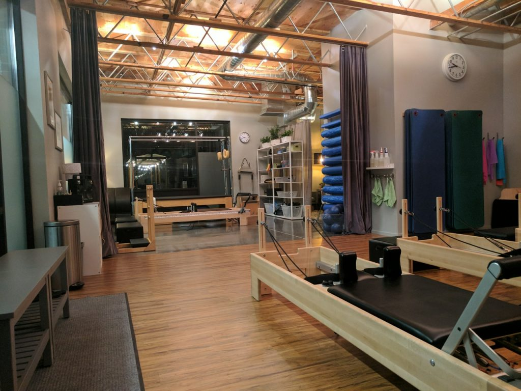 springwater pilates yoga